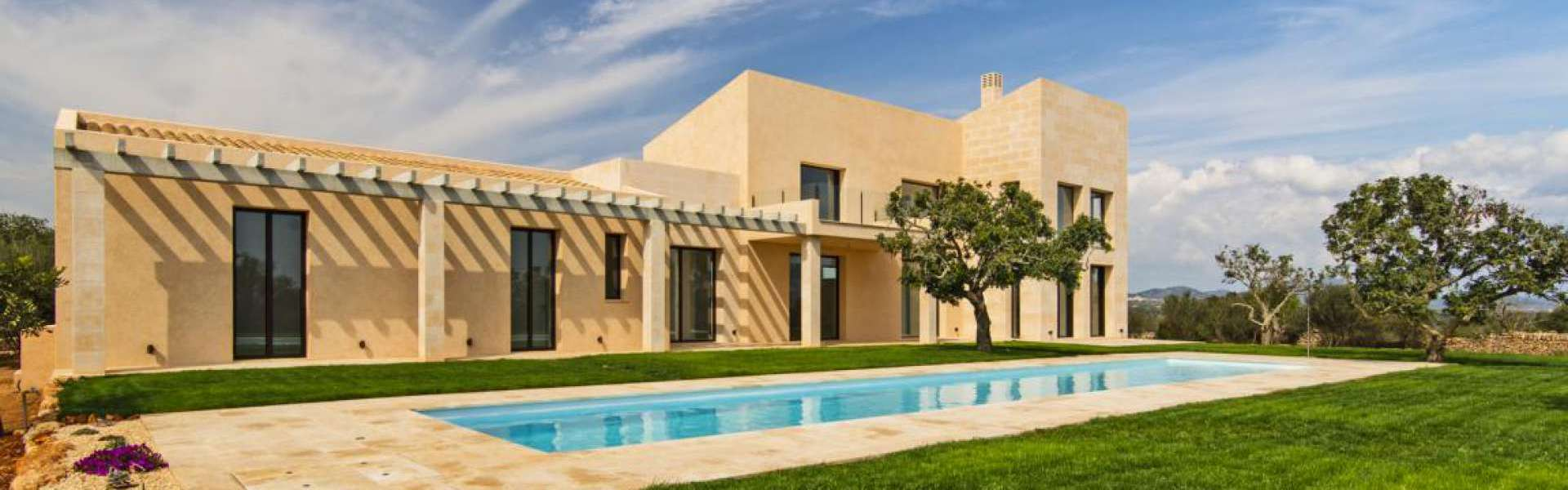 Santanyi - Country house purism in fantastic location