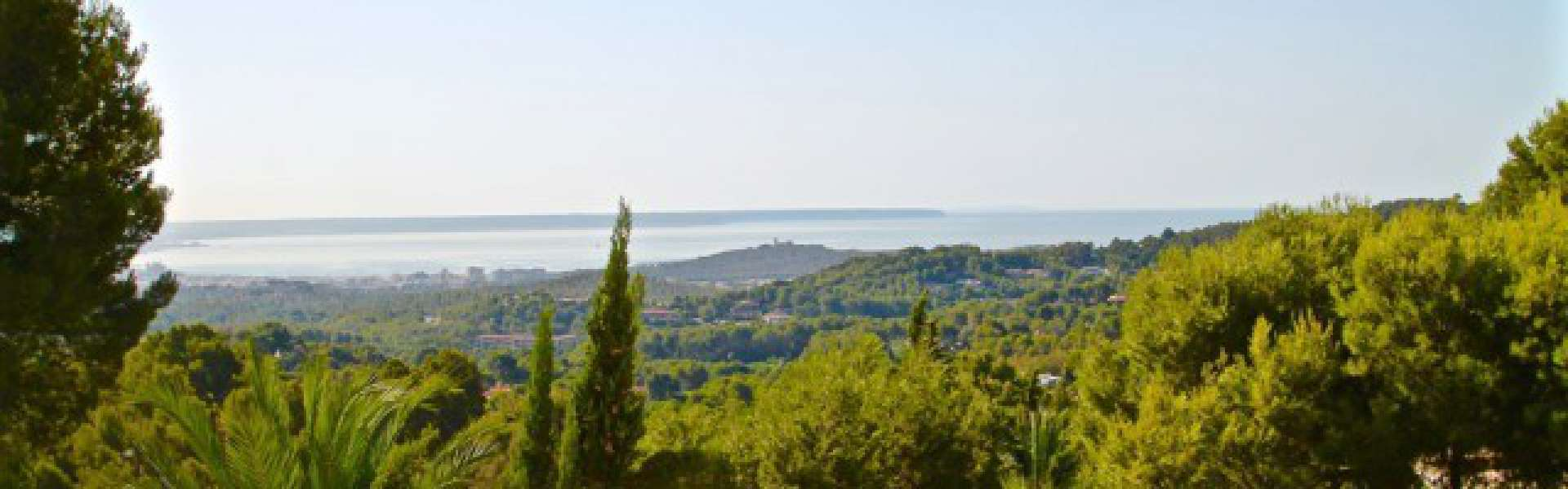 Palma - Son Vida - Villa with unique views for sale