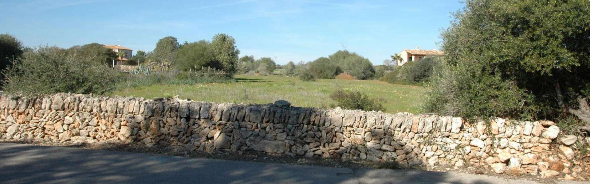 Cala Santanyi - Building plot for sale