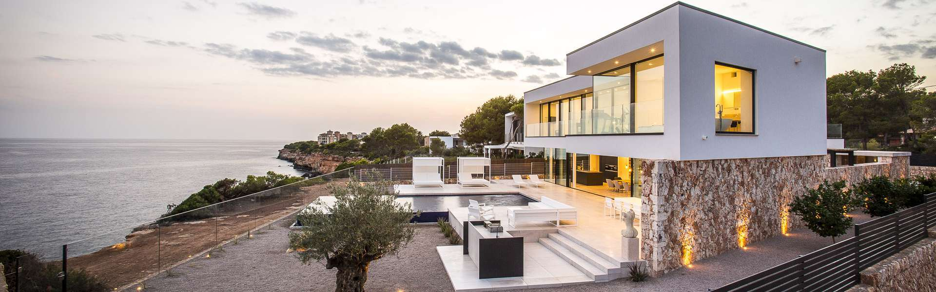 Cala Pi -  Exclusive villa at the seaside