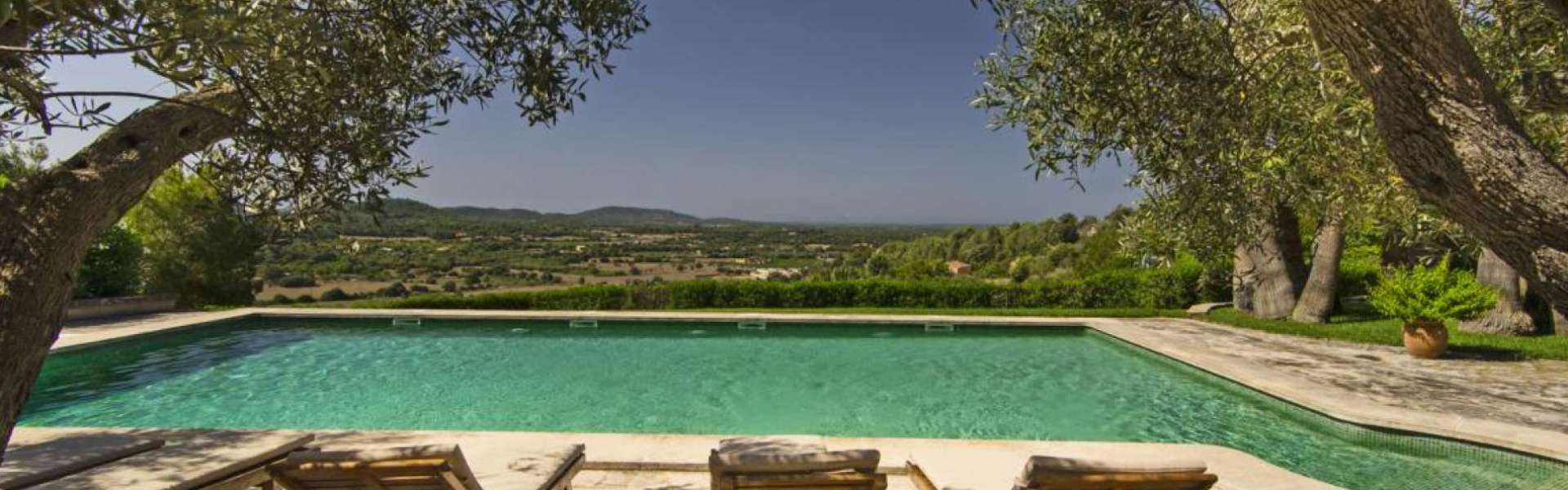 Elegant Country Home with fantastic views to Cabrera - Felanitx