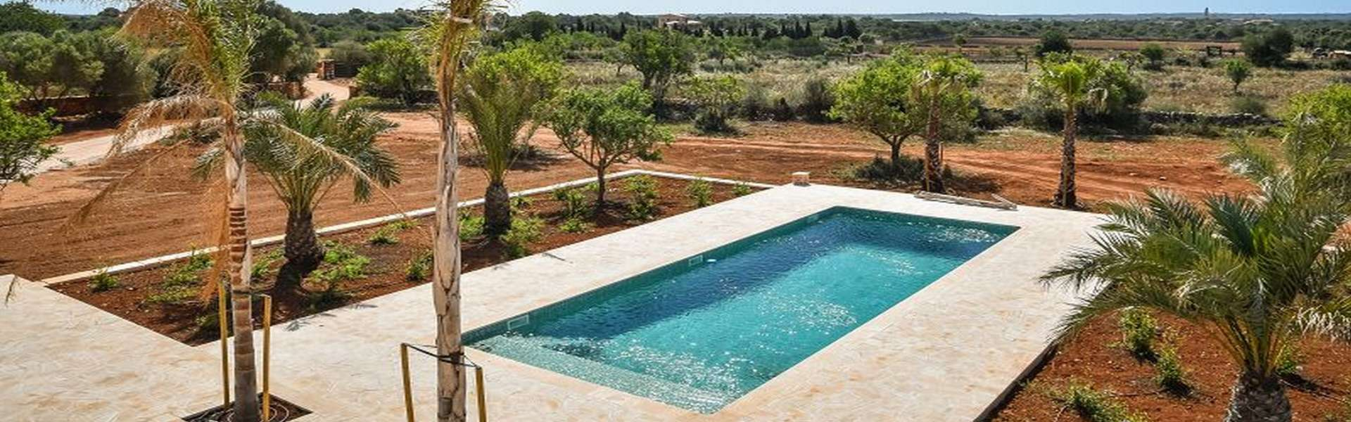 New Country Home close to Ses Salines