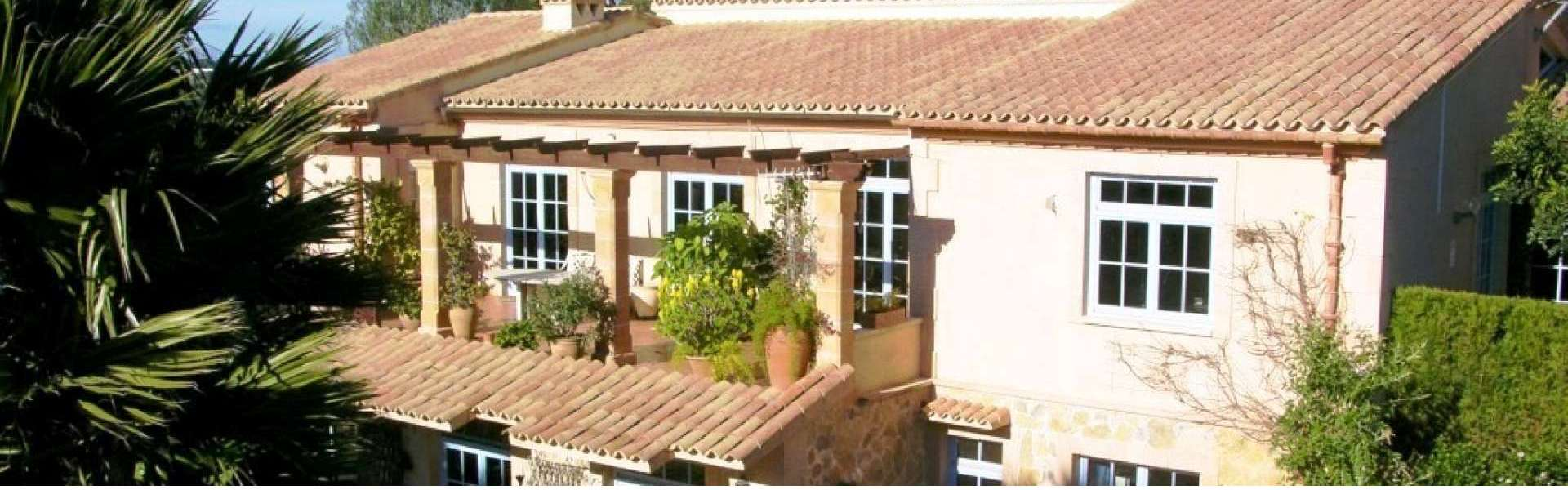 Spacious Estate with maximum of privacy close to Porto Cristo