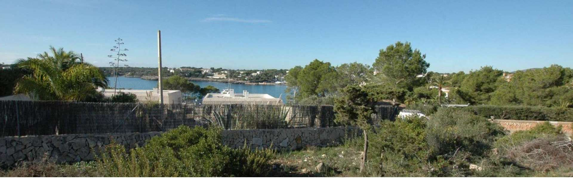 Modern Villa-Project with Sea- and Harbor view in Porto Petro