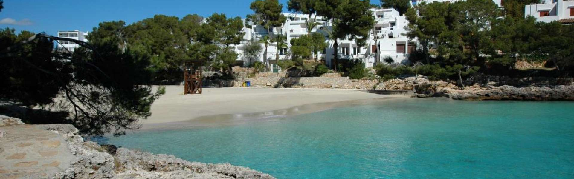 First Line Villa in Cala d'Or