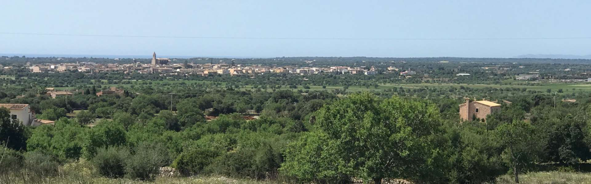 Santanyi - Building plot with views to Cabrera and Santanyi