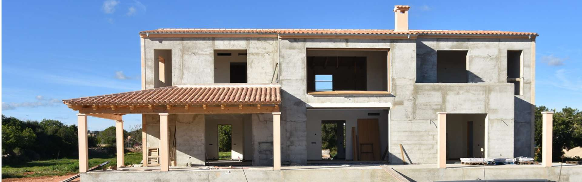 Santanyi - New construction with panoramic views