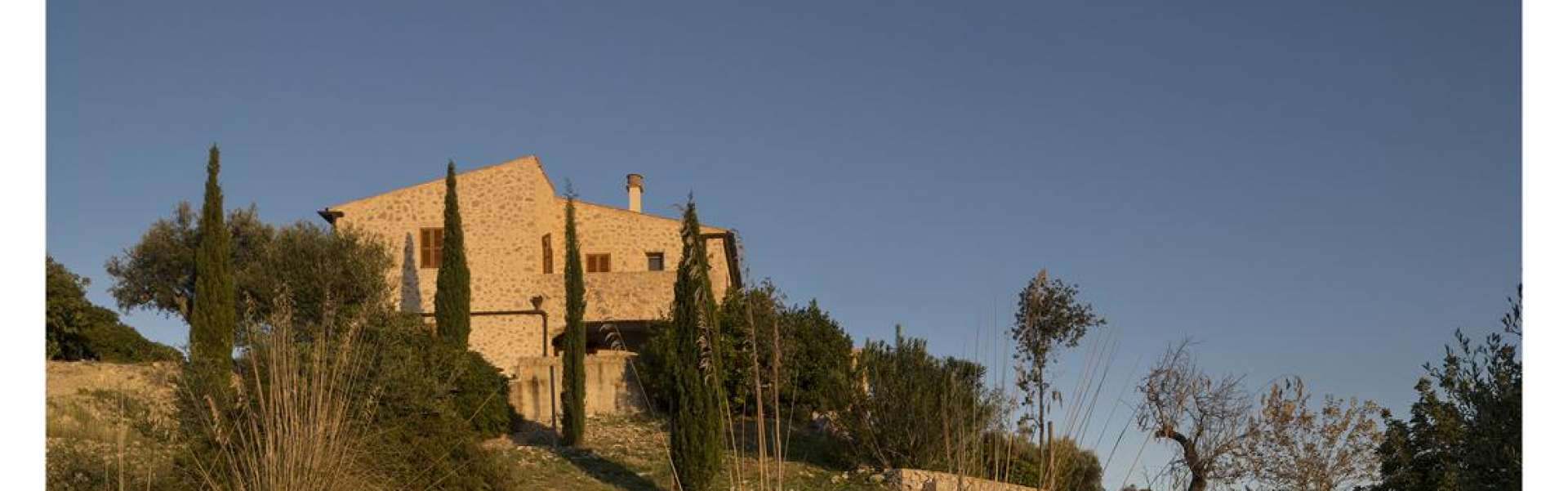 Very tasteful country house with panoramic views - San Llorenc