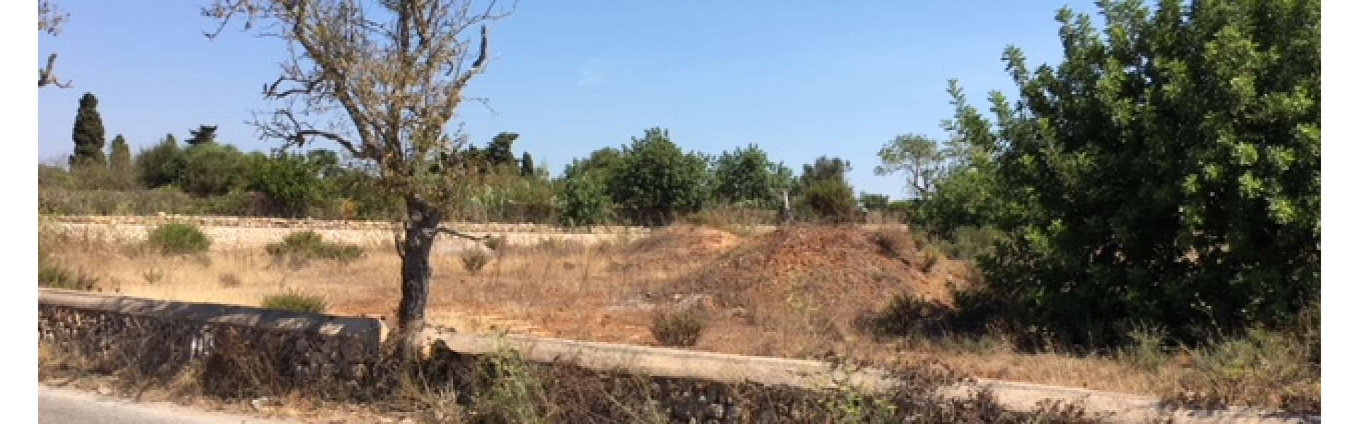 Plot for Spacious country house in Porto Petro for Sale