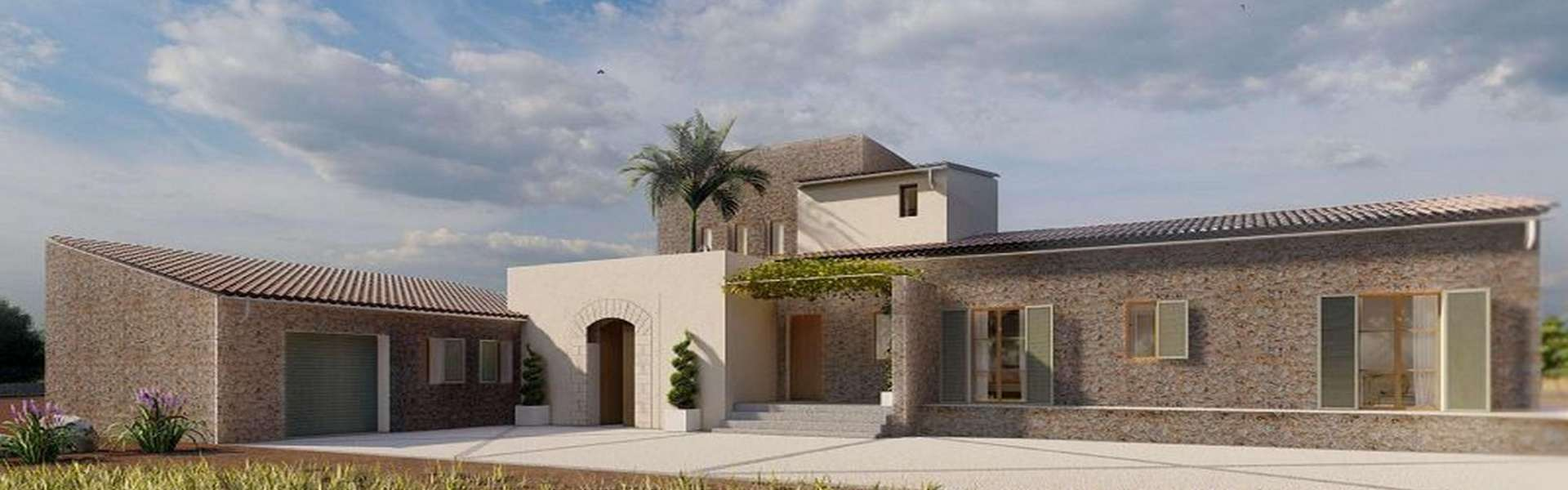 New construction project near Ses Salines