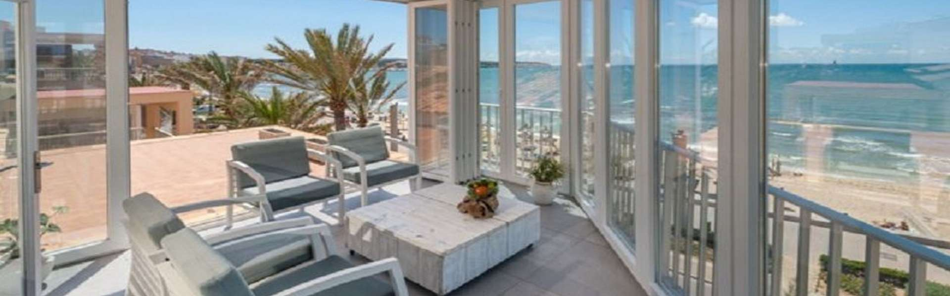 Palma - Luxury apartment in first sea line