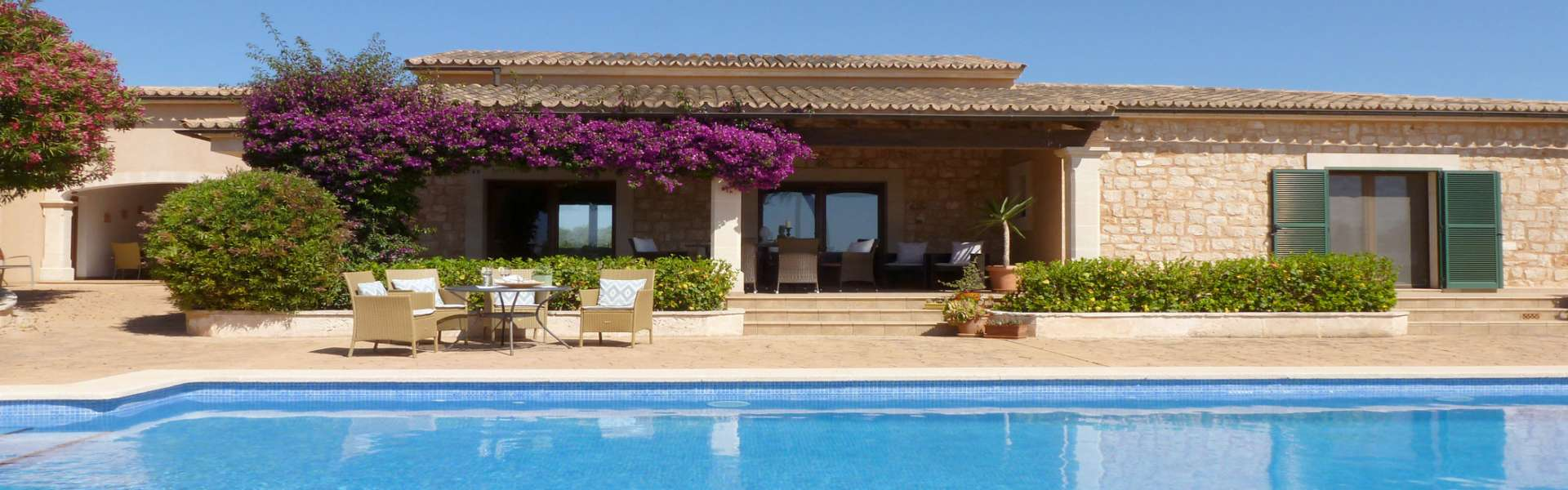 Santanyí - Charming country house in quiet location