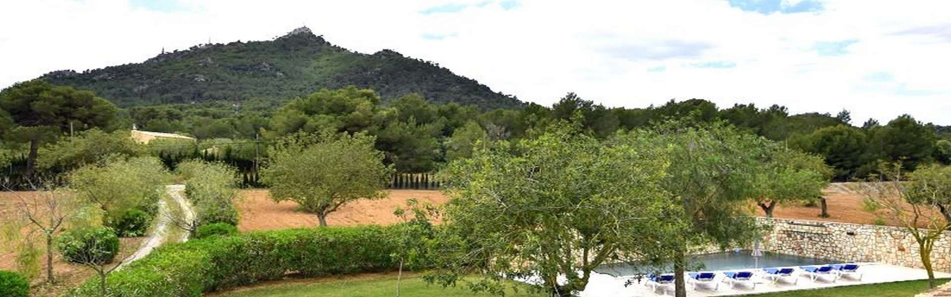 Felanitx - Beautiful country house with rental license