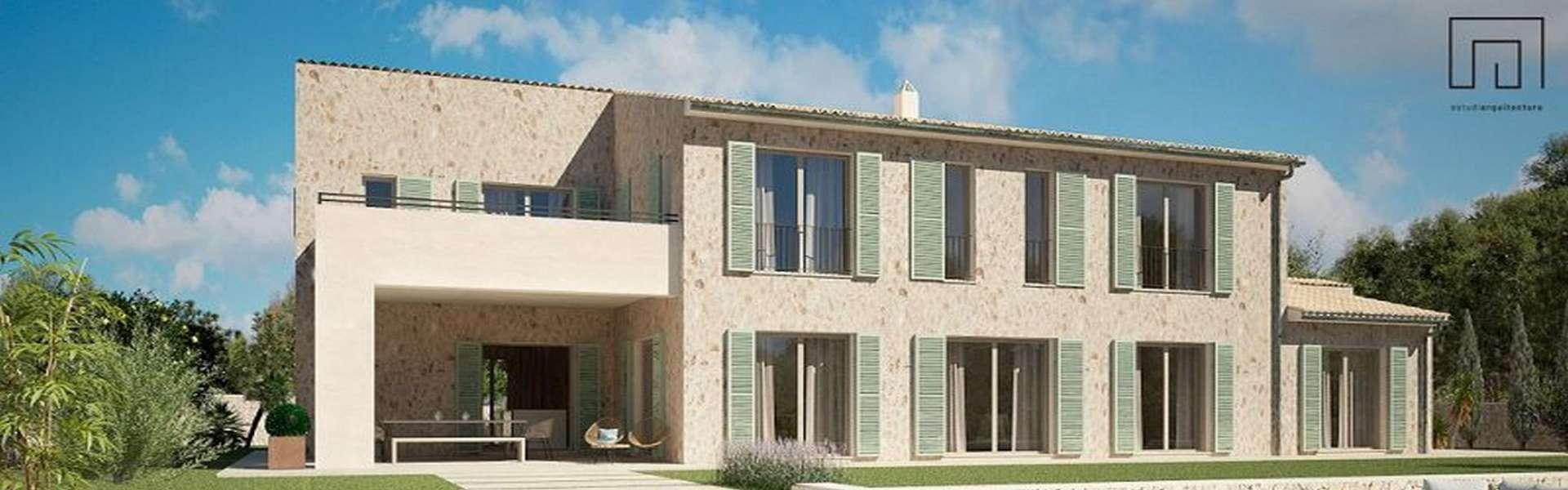 Building plot with fantastic views in Santa Margalida