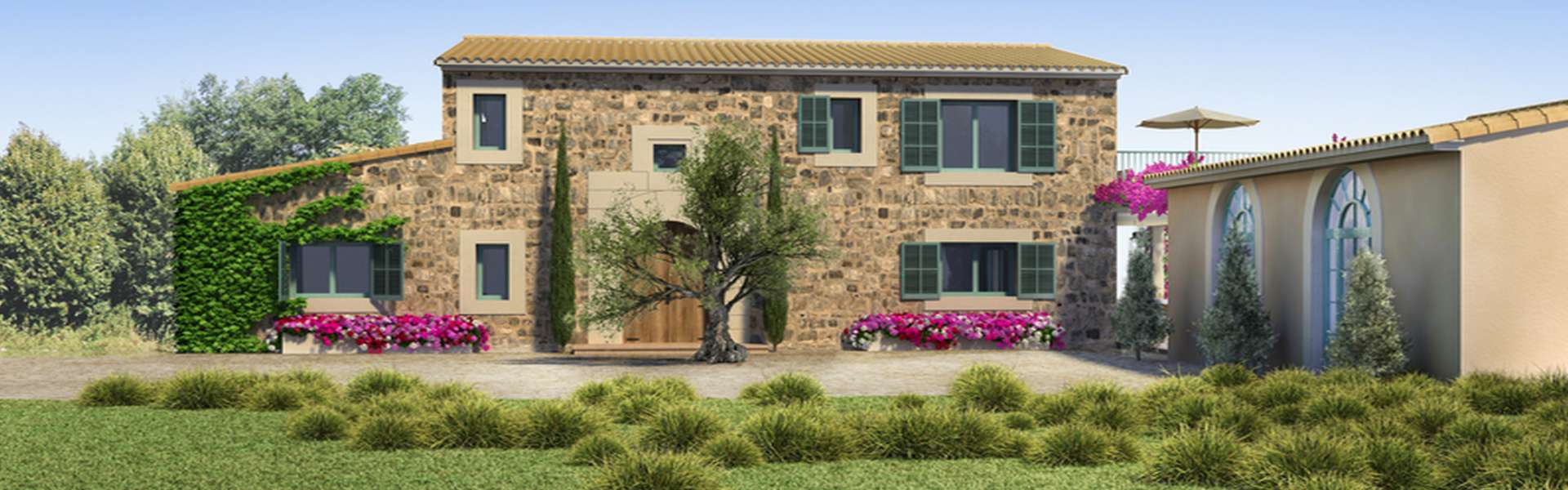 New built country house for sale - Santanyí