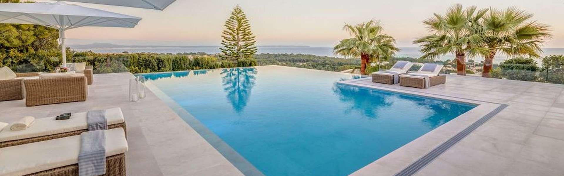 Impressive Villa in Bendinat for sale