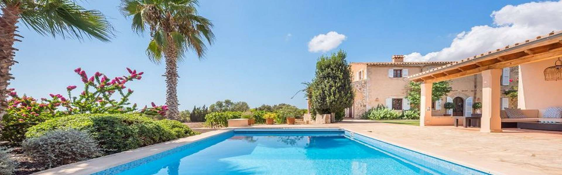 Alqueria Blanca - Beautiful country house with sea views for sale