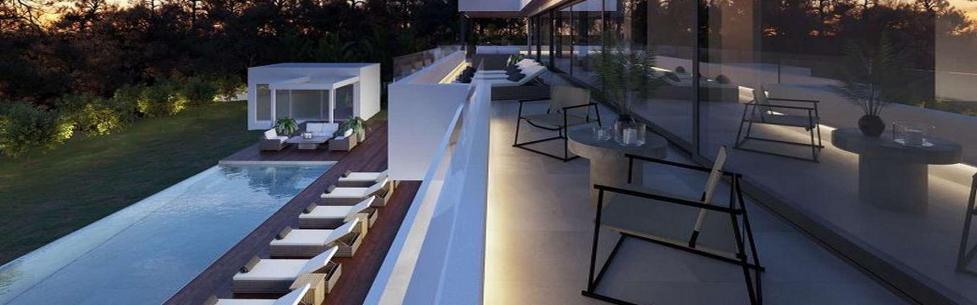 Designer villa in Sol de Mallorca for sale