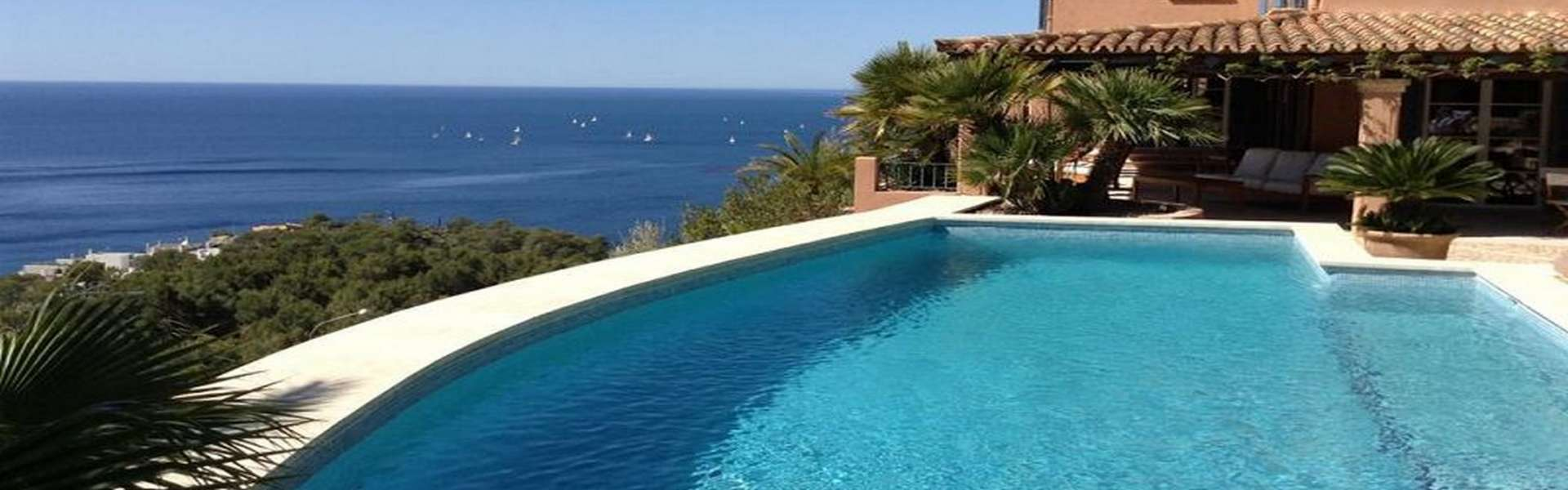 Villa with sea views in Port Andratx for sale