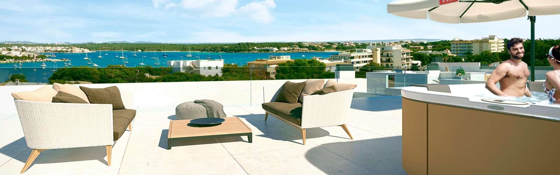 Portocolom - Exclusive villa near the harbour