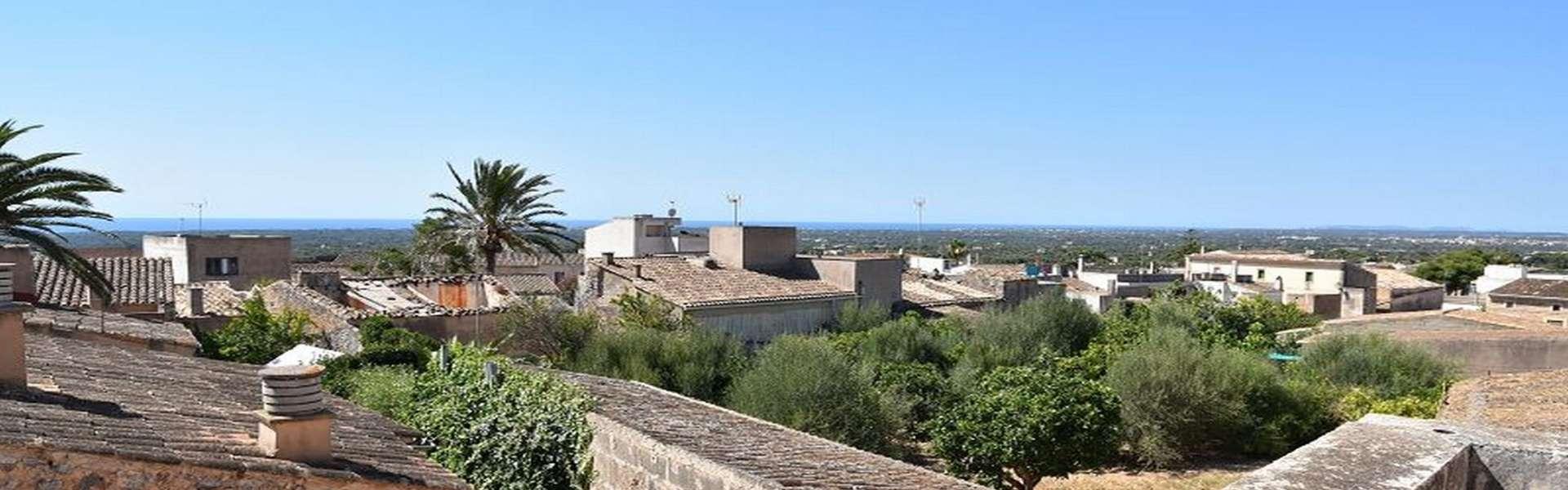 Unique building plot with sea view in Alqueria Blanca