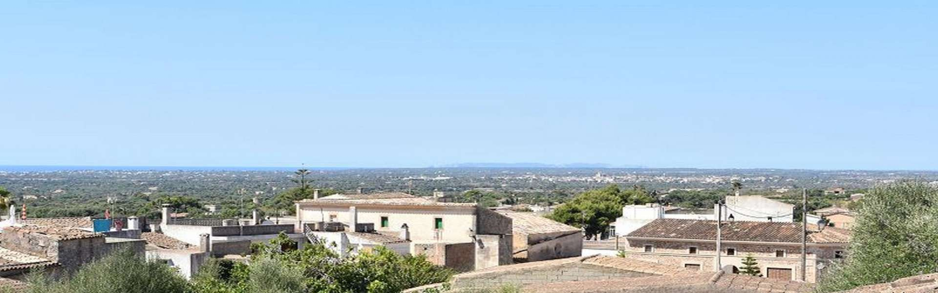 Unique building plot with sea view in Alqueria Blanca