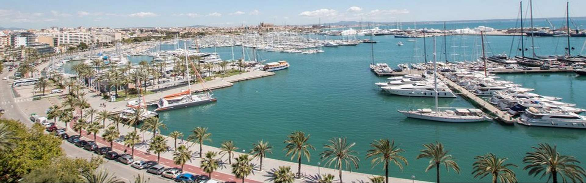 Apartment designed to embrace contemporary luxury and Palma's most spectacular view