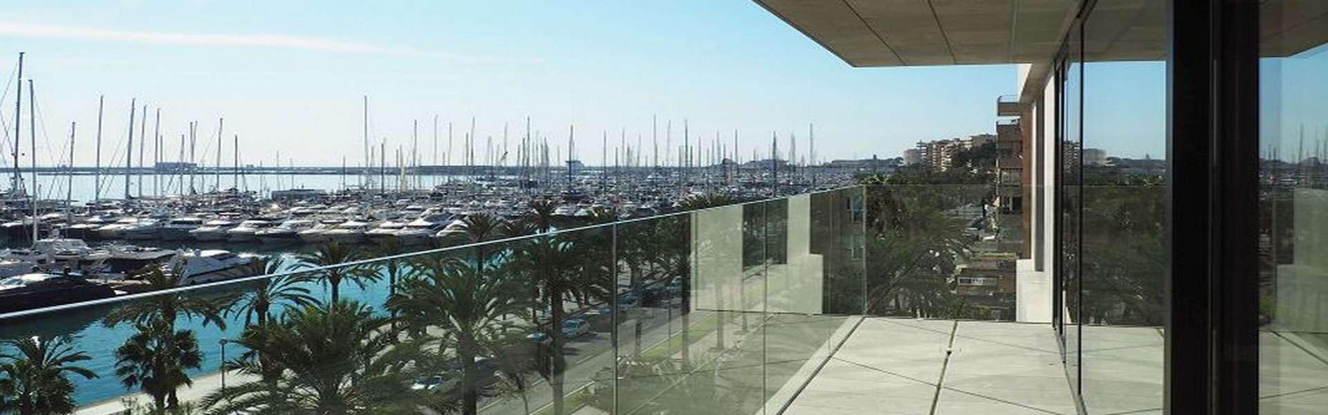 Palma/Paseo Marítimo - Nice apartment with spectacular views