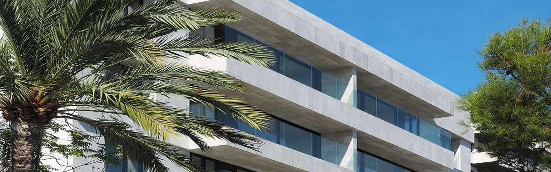 Palma/Paseo Marítimo - Luxury apartment on the port promenade