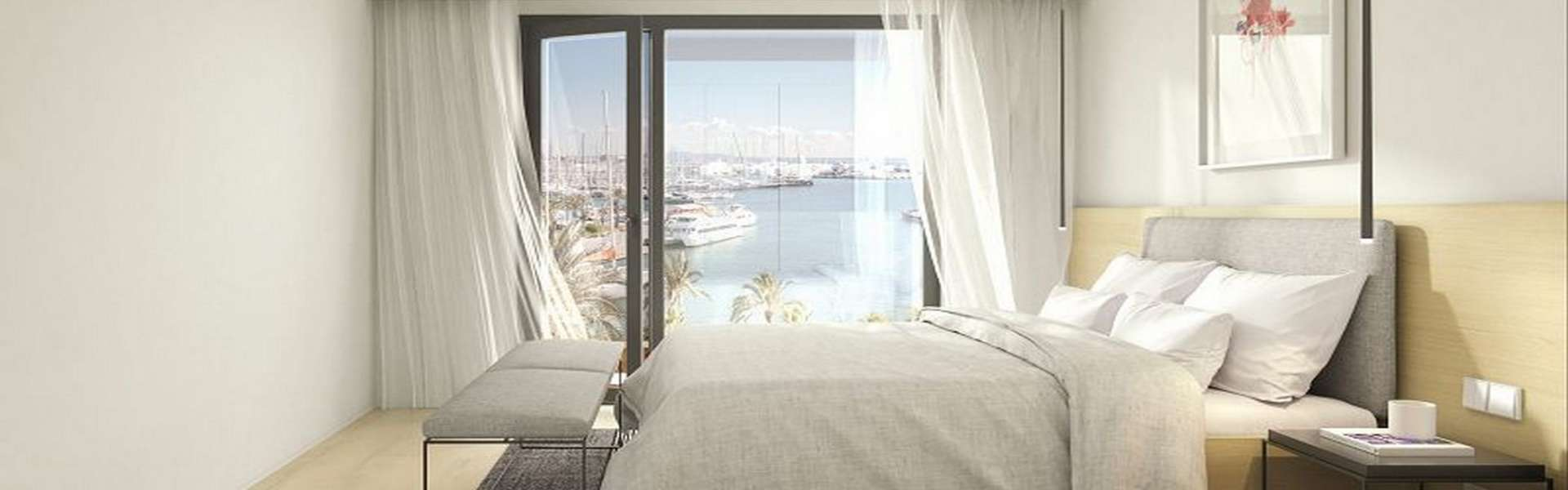 Palma - Luxury apartment on Paseo Marítimo