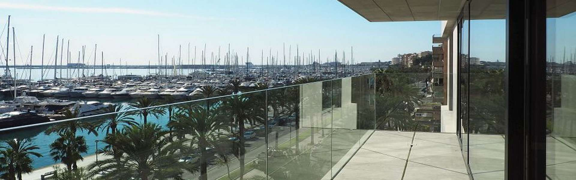 Palma/Paseo Marítimo - Exclusive apartment in first sea line
