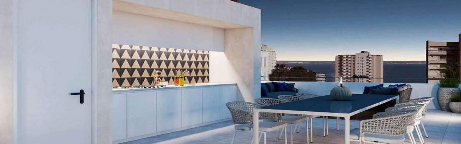 Palma/Sant Agustí - Luxurious semi-detached house for sale