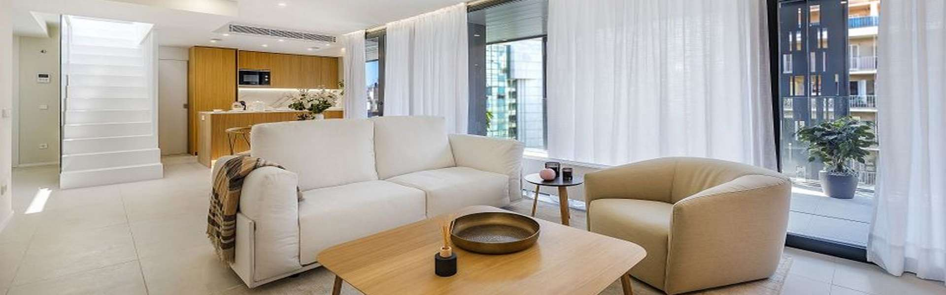 Palma/center - Penthouse in top location