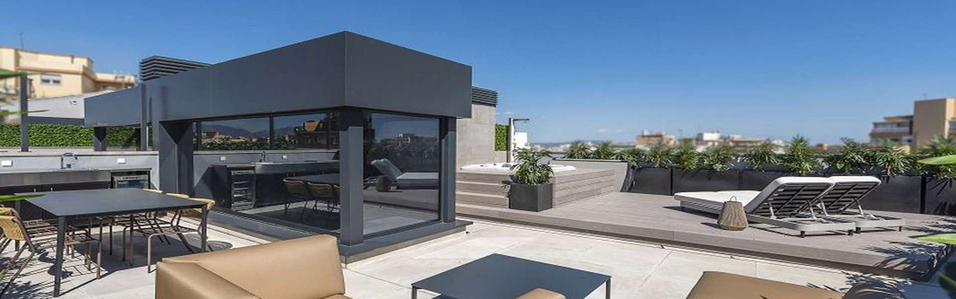 Palma/center - Penthouse with style
