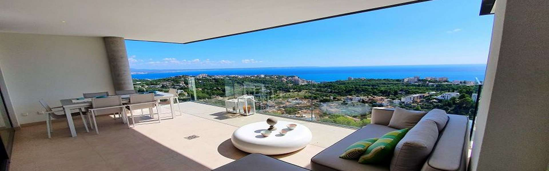 Palma/Génova - Apartments/Penthouse with sea view in exclusive location