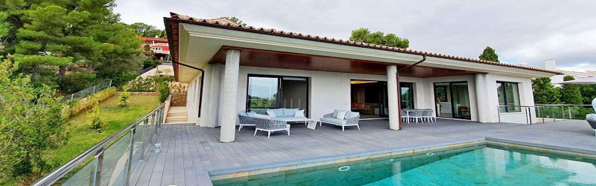 Palma/Son Vida - Modern villa for sale