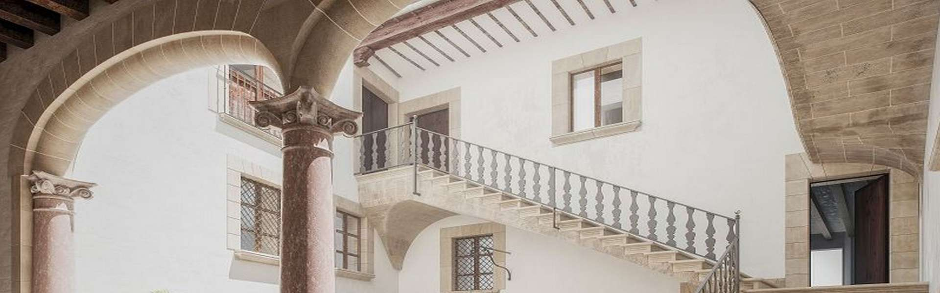 Palma/Centre - Elegant apartment in a mansion from the 16th century