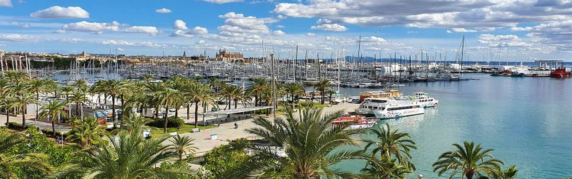 Palma/Paseo Marítimo - Apartment with beautiful views for sale