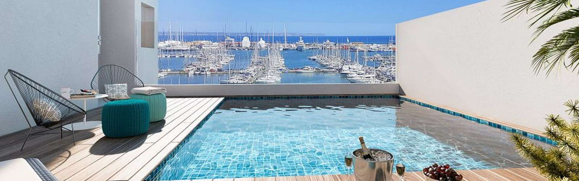 Palma/Son Armadams - Apartments/penthouses in central location and beautiful views