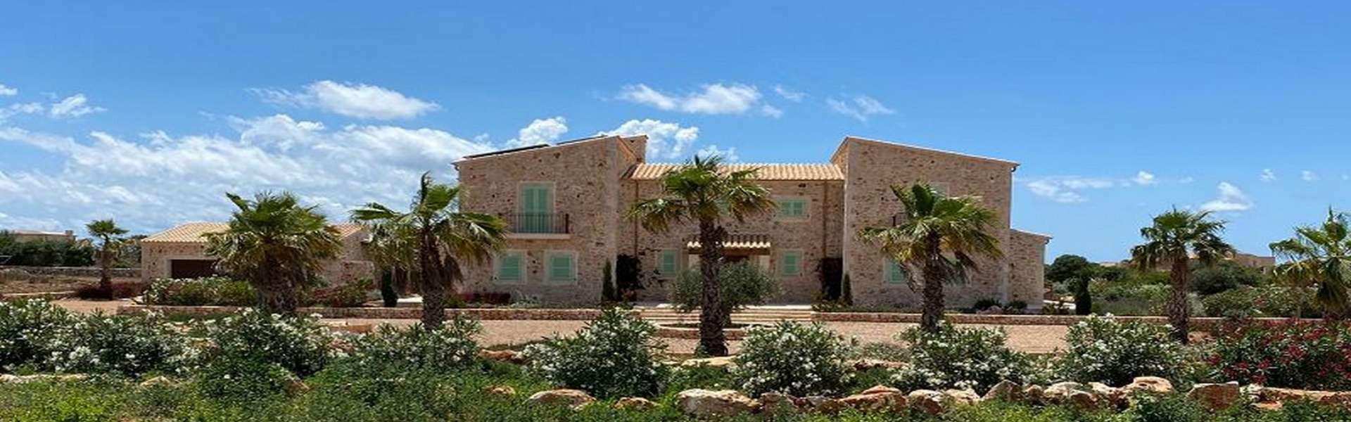 Magnificent country villa in Santanyí/Ses Salines