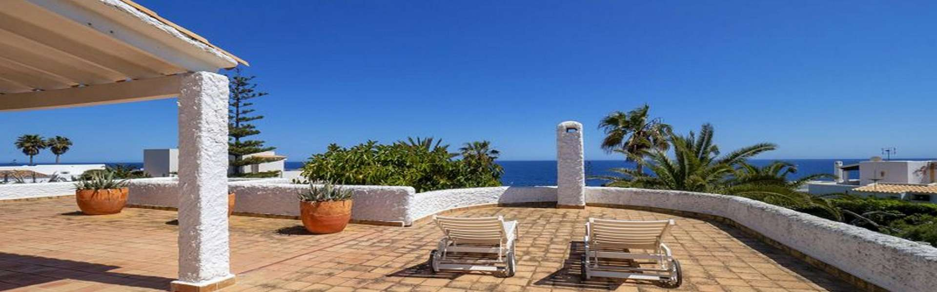 Villa with sea view near Robinson Club Cala Serena