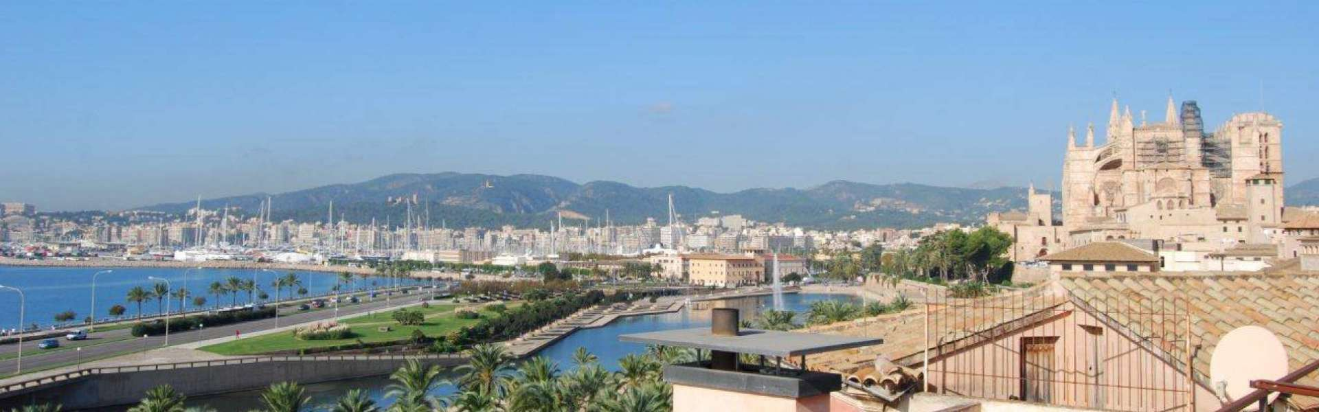 Palma - Penthouse with views of the cathedral and the sea for sale
