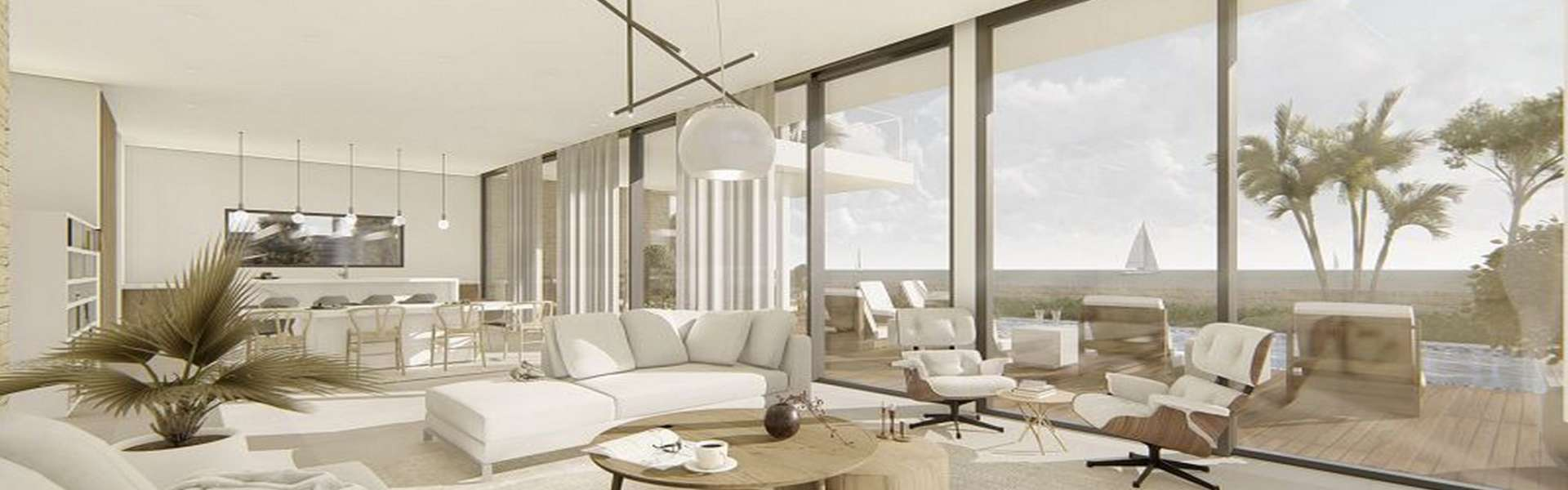 Cala Vinyes - New project with sea view and extraordinary design