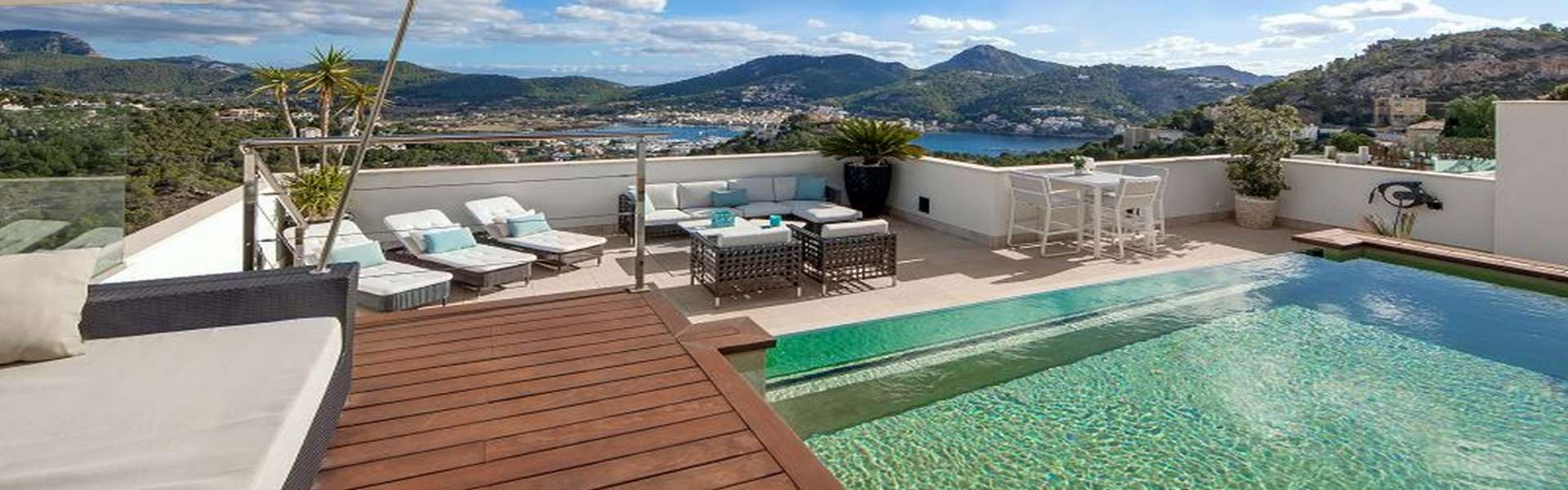 Port d'Andratx - Modern and exclusive penthouse for sale