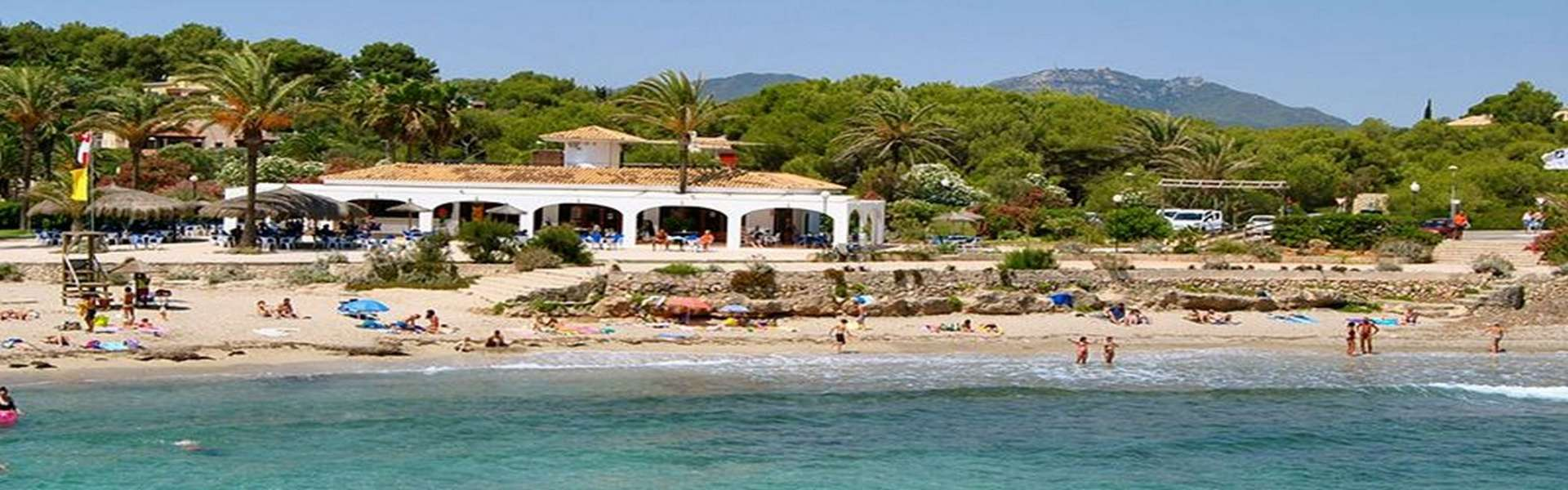 New construction villas just a few meters from Cala Murada beach