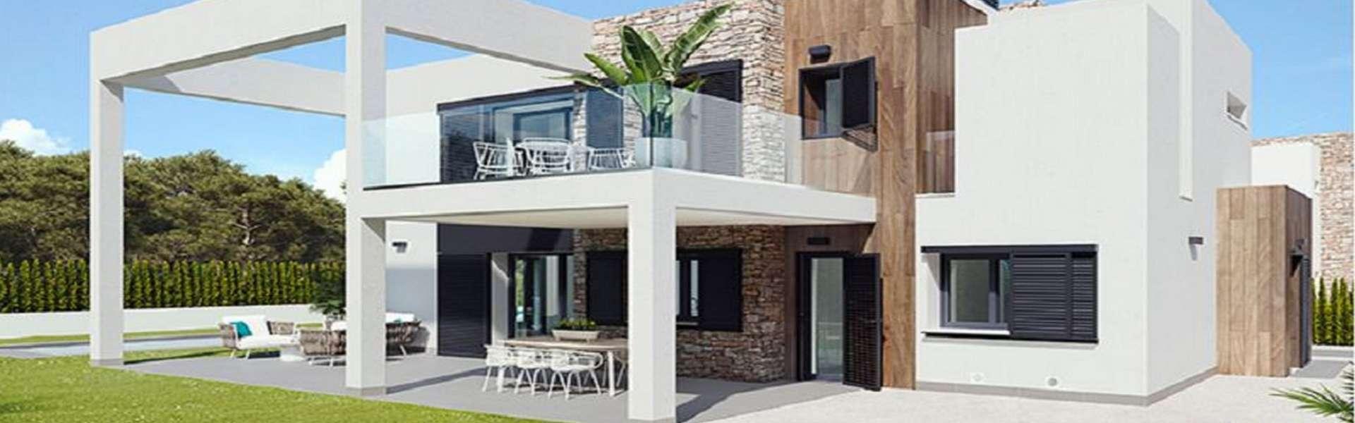 Cala Murada - New built villa in top location