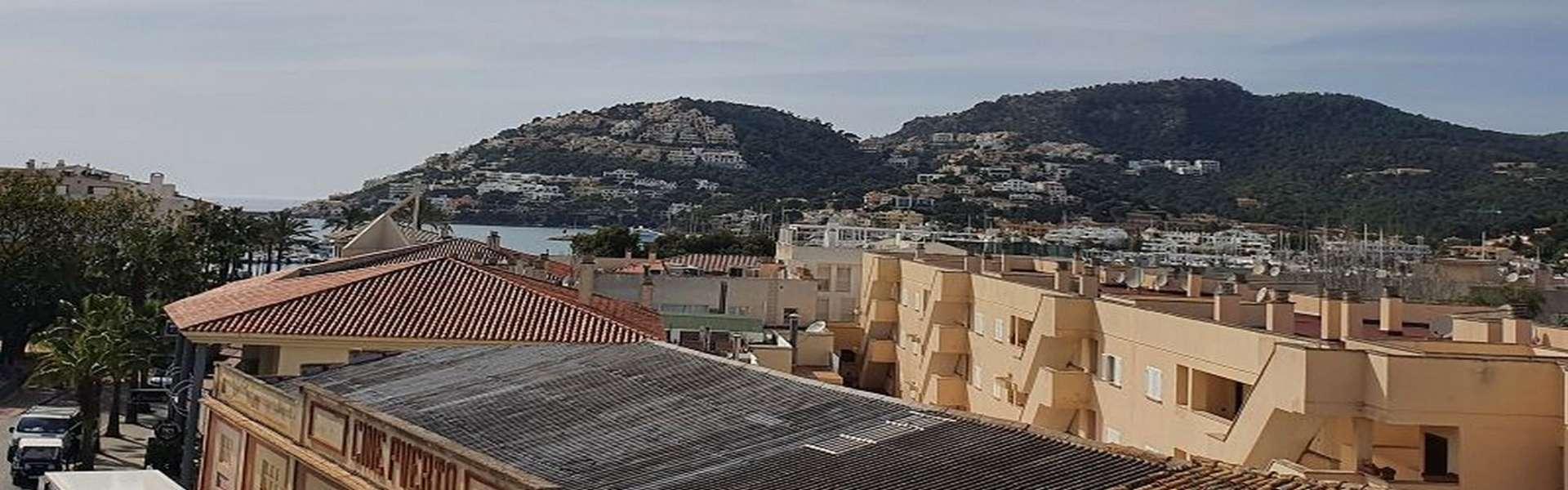 Port d'Andratx - Exclusive penthouse for sale