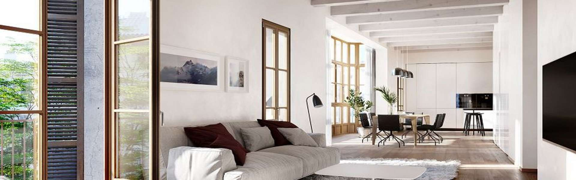 Palma/Old town - Luxury duplex penthouse in the beautiful old town of Palma