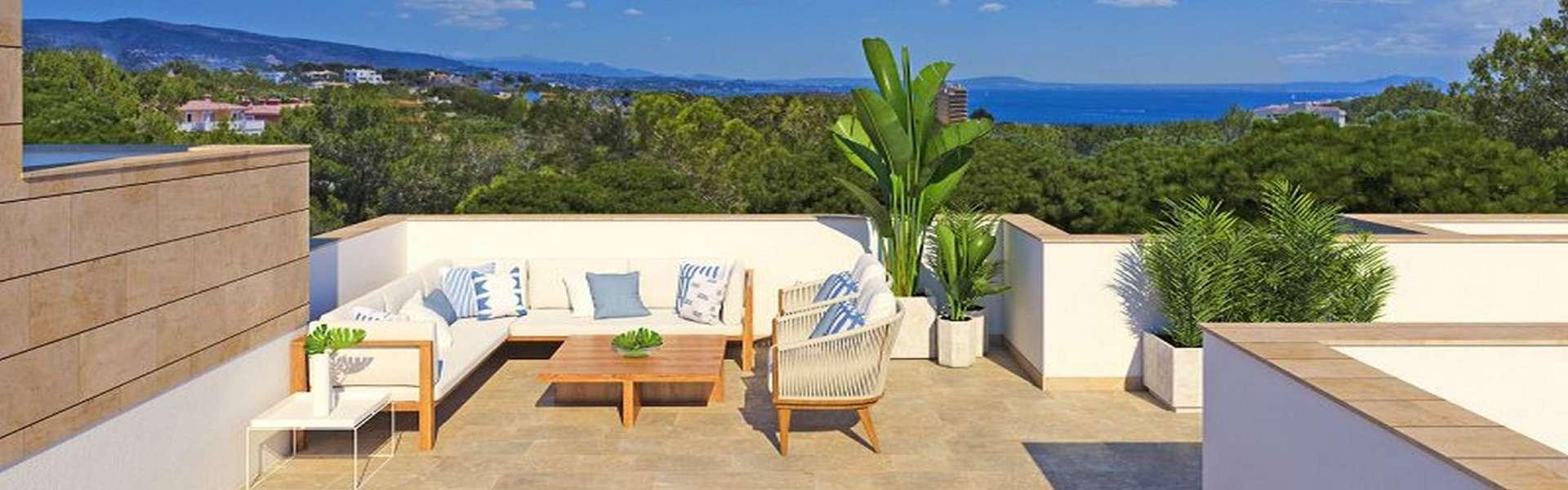Cala Vinyes - New construction villas with sea view