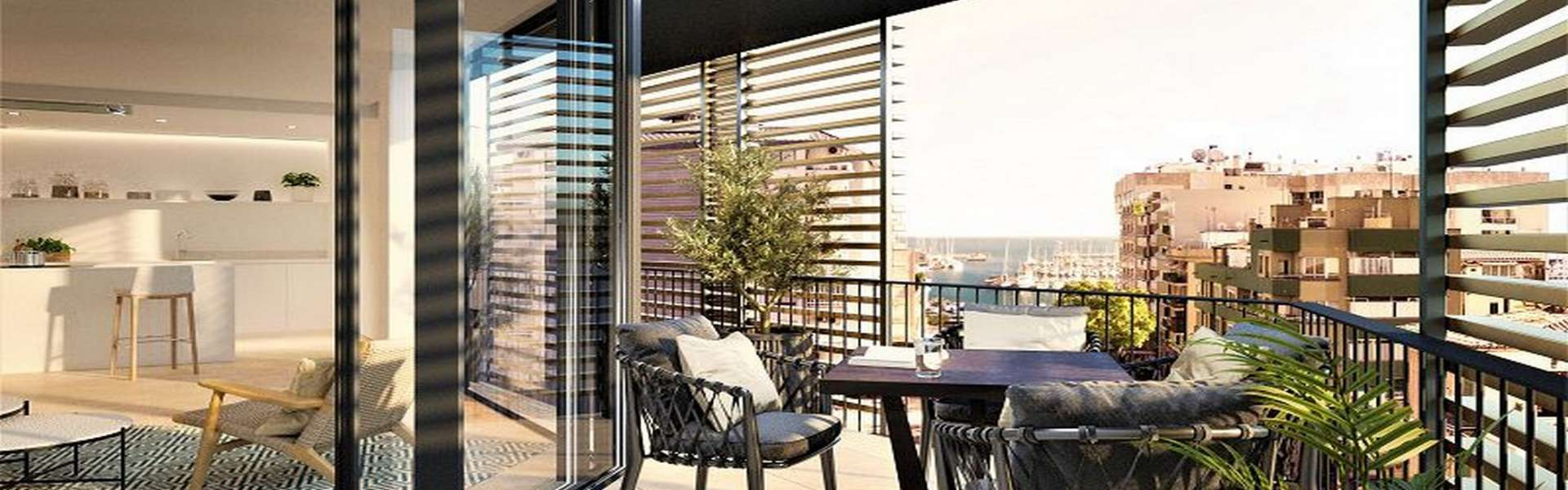 Palma/Santa Catalina - Newly built apartments in top location